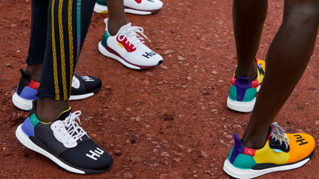 8bd56dad76856 adidas and Pharrell Williams Debut FW18 SOLARHU Collection