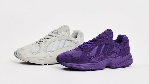 pretty nice e98d2 b3e5d Sneakersnstuff Debuts Exclusive Colorways of the adidas Yung-1