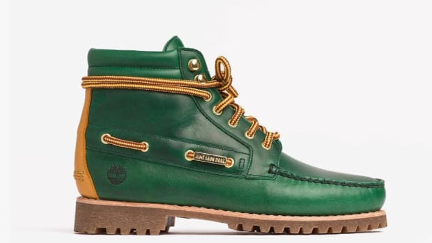 1775aa4883cf The Aimé Leon Dore x Timberland 7-Eye Lug Boot Launches Tomorrow