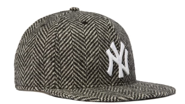 c921b7d6be Aimé Leon Dore and New Era Reimagine New York Yankees Caps With Luxurious  Wools