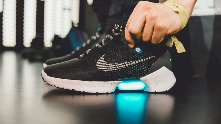 Talking With Nike Senior Innovator Tiffany Beers About the HyperAdapt 1.0