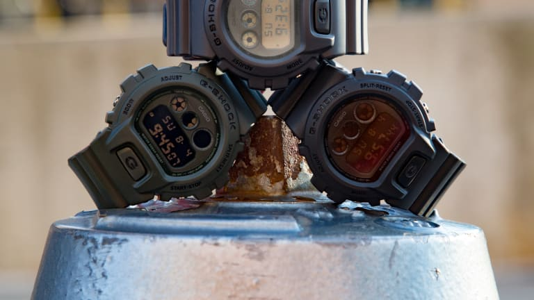 5f4070b491a9 G-Shock Debuts a Trio of Military-Inspired DW6900LU Models ...