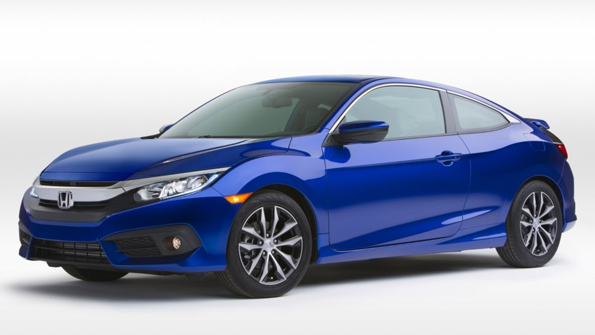 The Covers Come Off The Turbocharged 2016 Honda Civic Coupe Ietp
