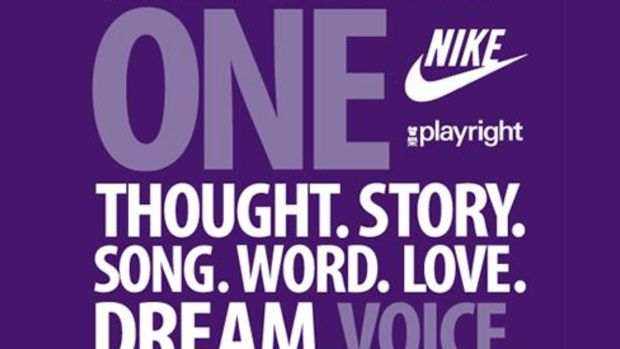 Nike HK   The Power of One