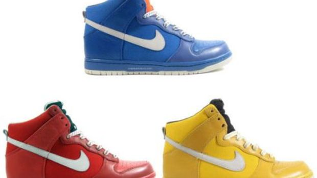 Nike Dunk High Be True in Solid Colors - 0