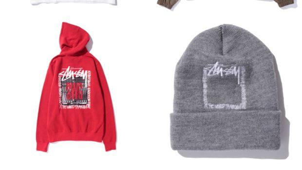 SWAGGER x Stussy
