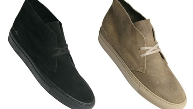 Common Projects - Desert Boots