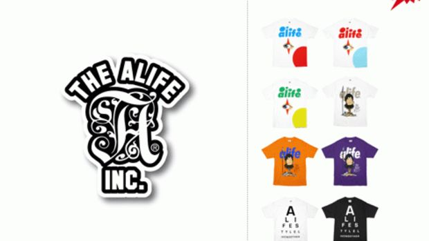 ALIFE Online Store - The Upset