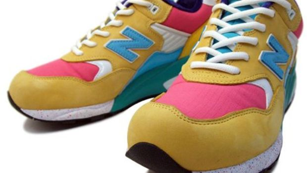 mita Sneakers x HECTIC x New Balance MT580 12th Edition - CMYK Pack