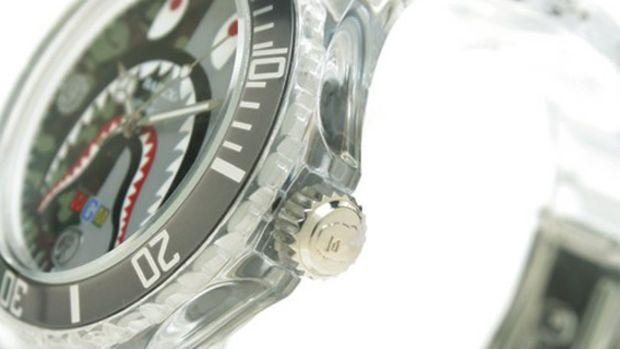 Type 1 Clear Bapex 5