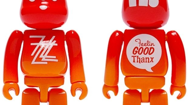 MEDICOM TOY x real mad HECTIC - BE@RBRICK