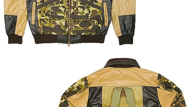 Dr. Romanelli x HUF - Reconstructed Jackets