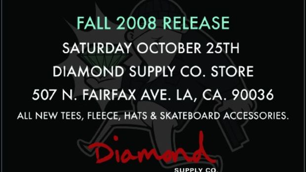 Diamond Supply Co. - Fall 2008 Collection - 0