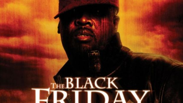 DJ Clark Kent - The Black Friday Massacre Mixtape - 0
