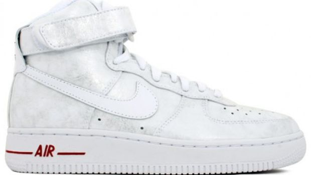 Nike  WMNS Air Force 1 High Premium - Mica - 0