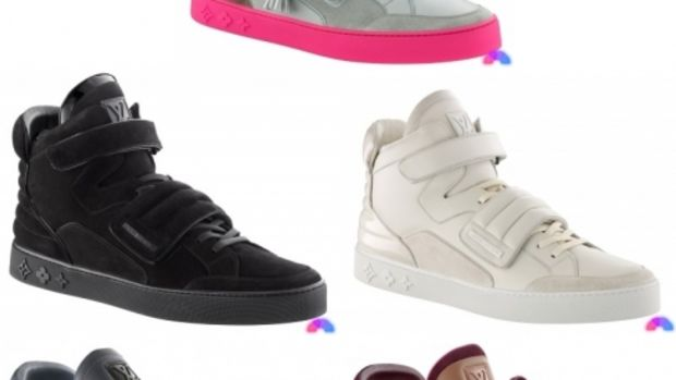 Kanye West x Louis Vuitton - Sneakers - 0