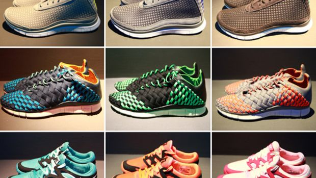 Nike Free – Spring/Summer 2013 Collection | Preview 1