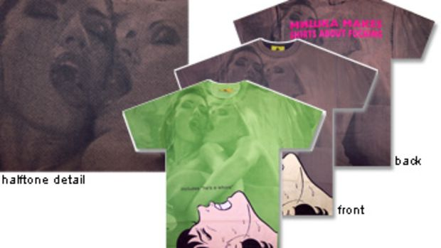 "Mishka ""He's a Whore"" T-Shirt - 0"