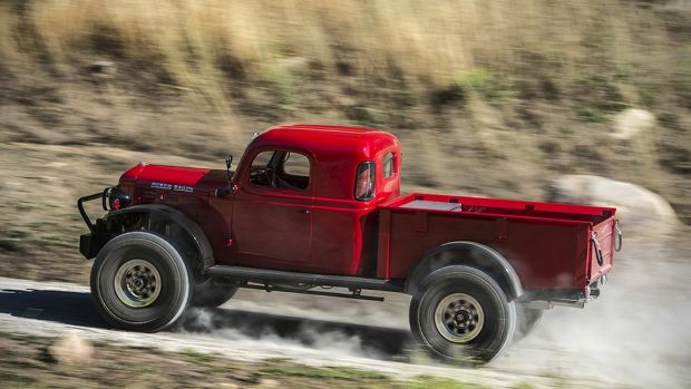 Icon Dodge Power Wagon Crew Cab Freshness Mag