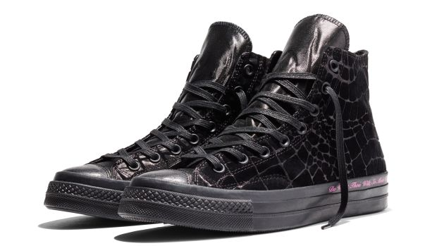 5ef17de84f73 ... CONVERSE PARTNERS WITH ENGLISH TAILOR TOM BAKER ON THE CHUCK TAYLOR ALL  STAR 70 ...