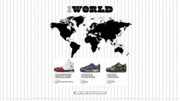 Nike 1World - Air Force 1 Influencer Pack - 0