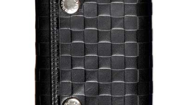 PORTER x Supreme - Woven Leather Wallets - 1