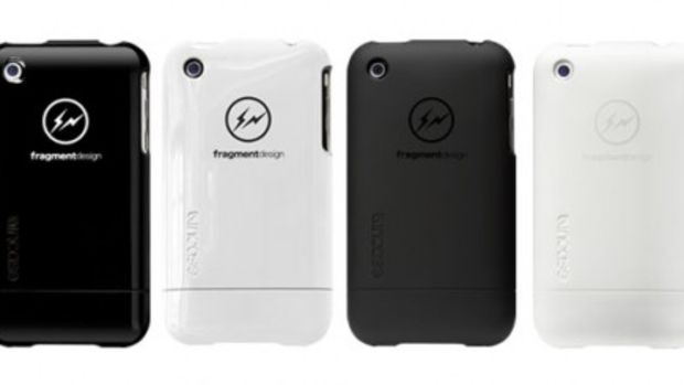 Incase x fragment design - iPhone Slider Case Available Now