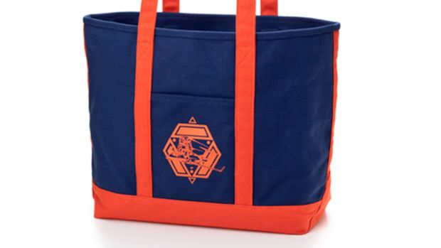 To The West Tote Bag