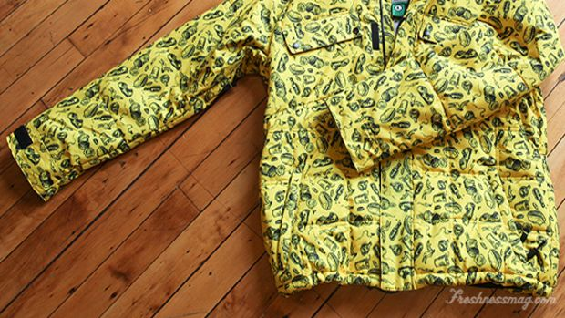 Burton x R. Crumb - Restricted Dyer Jacket - 01