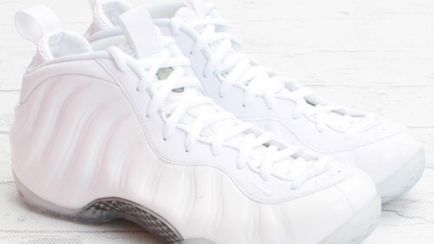 """Nike Air Foamposite One """"White""""   Arriving at Retailers - 0"""