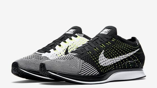 the-nike-flyknit-racer-arrives-in-blackwhitevolt-0