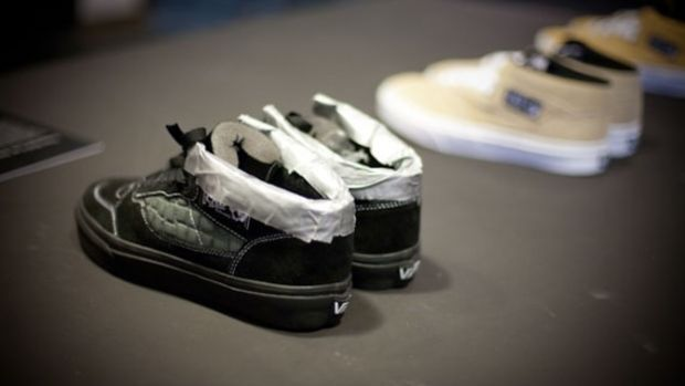 VANS Half Cab  20th Anniversary Collection | Spring 2012
