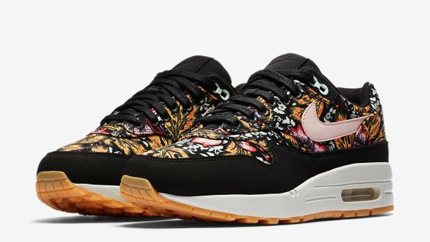 ce46eec90e8 The Nike Air Max 1 Goes Floral for Spring