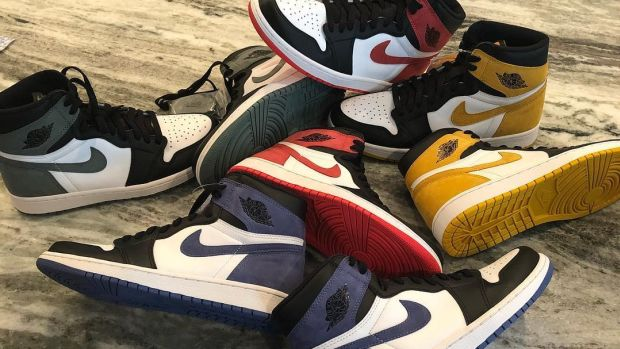 77f24aec87d These Are the Four Air Jordan 1 Colorways Dropping in May
