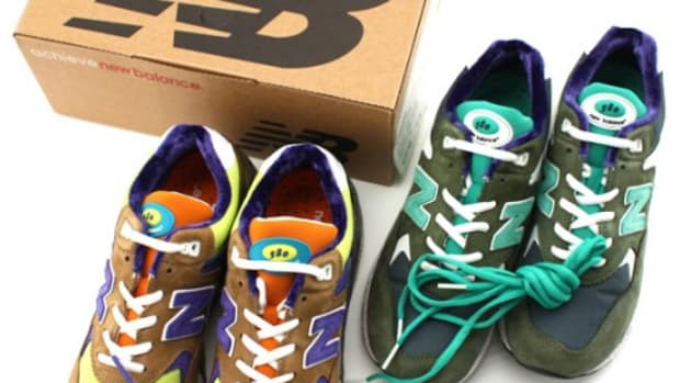 mita Sneakers x HECTIC x New Balance - MT580 - 13th Ed.
