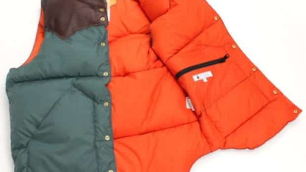 Rocky Mountain Featherbed x DUFFER - Christy Down Vest