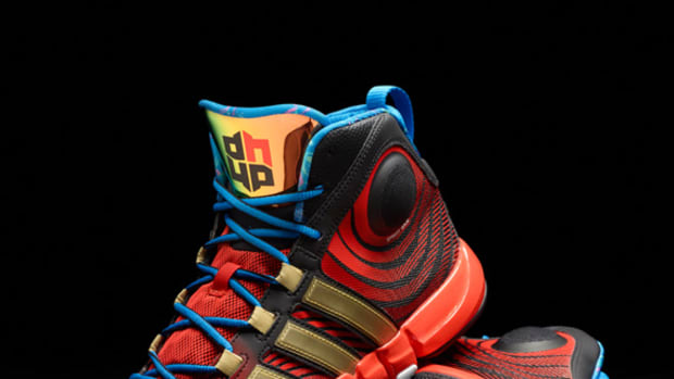 adidas D Howard 4 - Dwight Howard Signature Sneaker | Officially Unveiled - 0