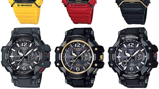 Casio G Shock – November 2014 | New Releases