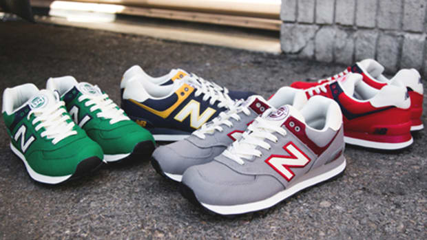 """New Balance 574 """"Rugby Pack"""" - Freshness Mag"""