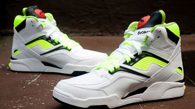 Pick Your Shoes x Reebok N Droid Pump Twilight Zone