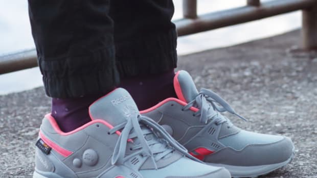 Reebok Classic Pump Dual Runner Spring 2014 Collection