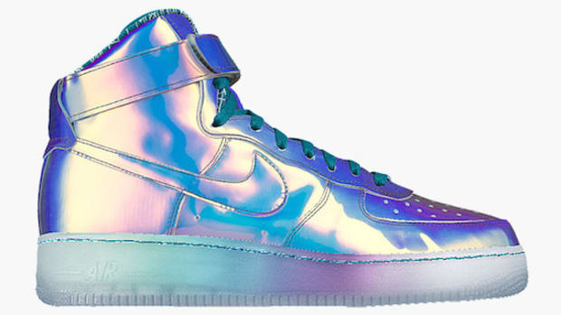 NIKEiD To Launch Iridescent Air Force 1s For All Star