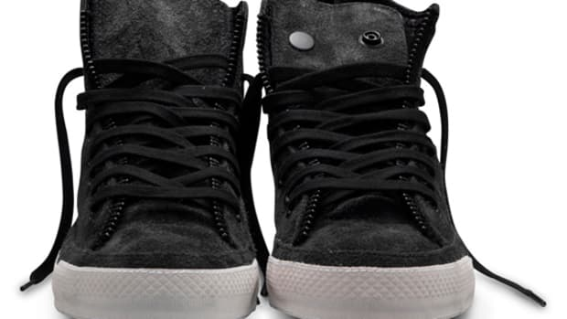 Schott Leather x Converse All Star Leather Jacket