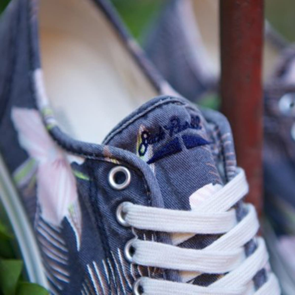 CONVERSE Jack Purcell – Floral - Scelf