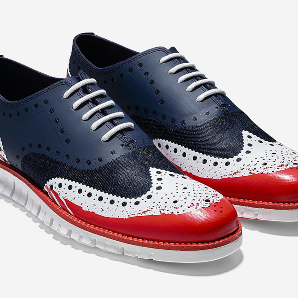 Cole Haan ZeroGrand 4th of July