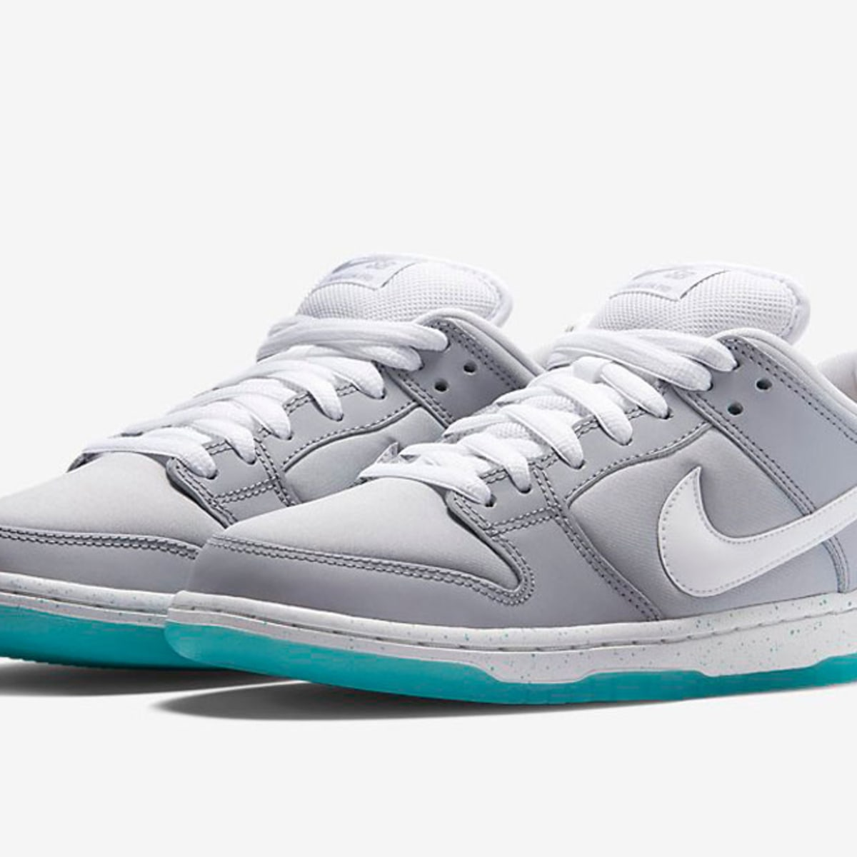 """Nike SB Dunk Low """"McFly""""   Release Date"""
