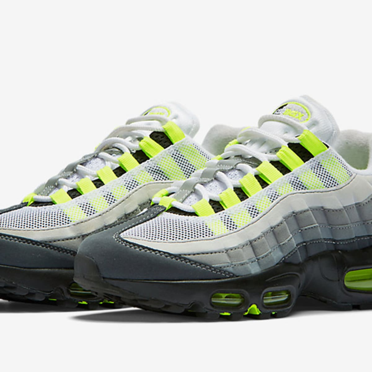 The Nike Air Max 95 Neon Is Set To Return In Original Form Freshness Mag