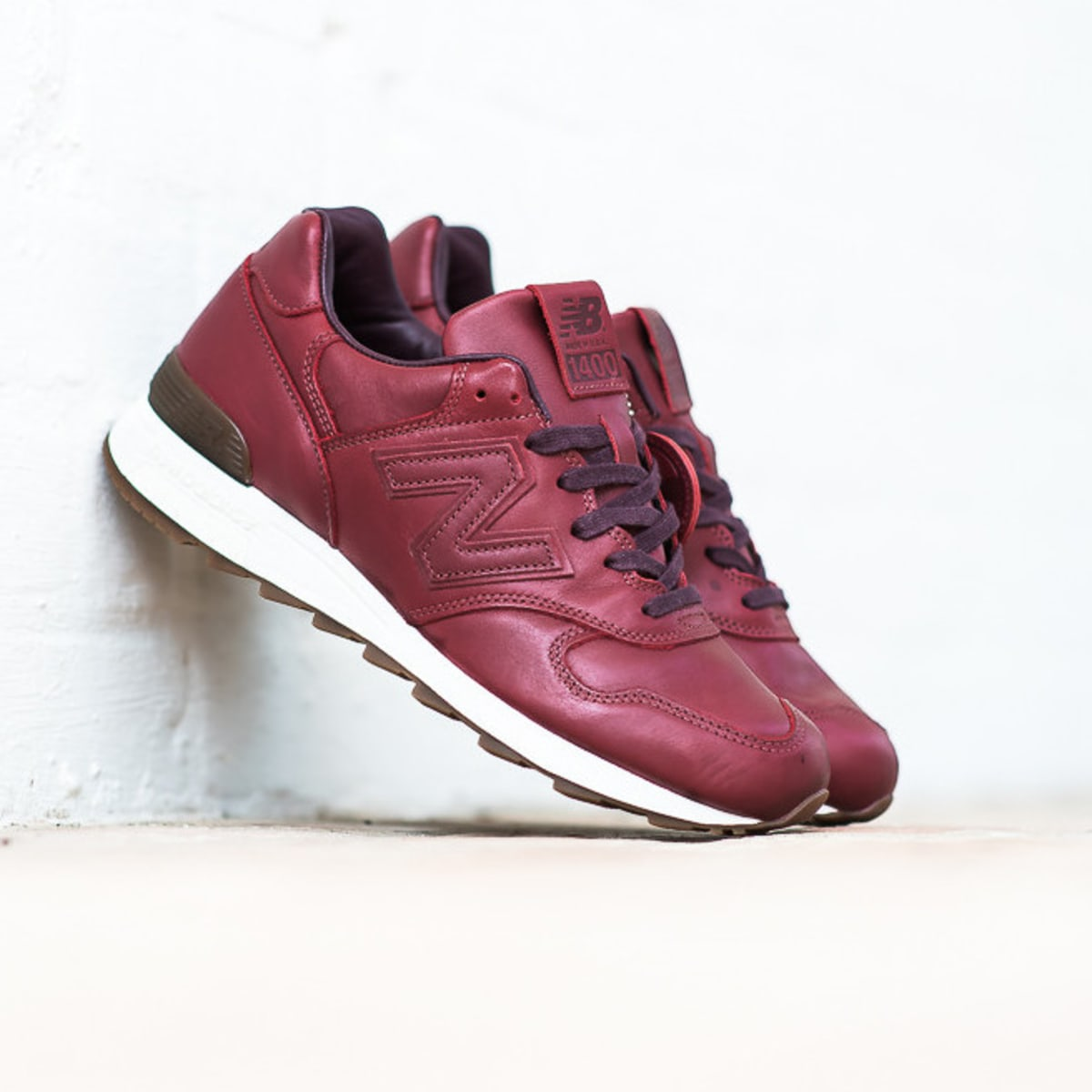 """New Balance 1400 and 990 """"Horween"""
