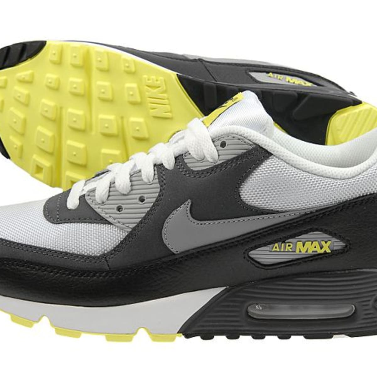 juguete pavimento Individualidad  Nike Air Max 90 - White/Grey/Yellow | JD Sports Exclusive - Freshness Mag