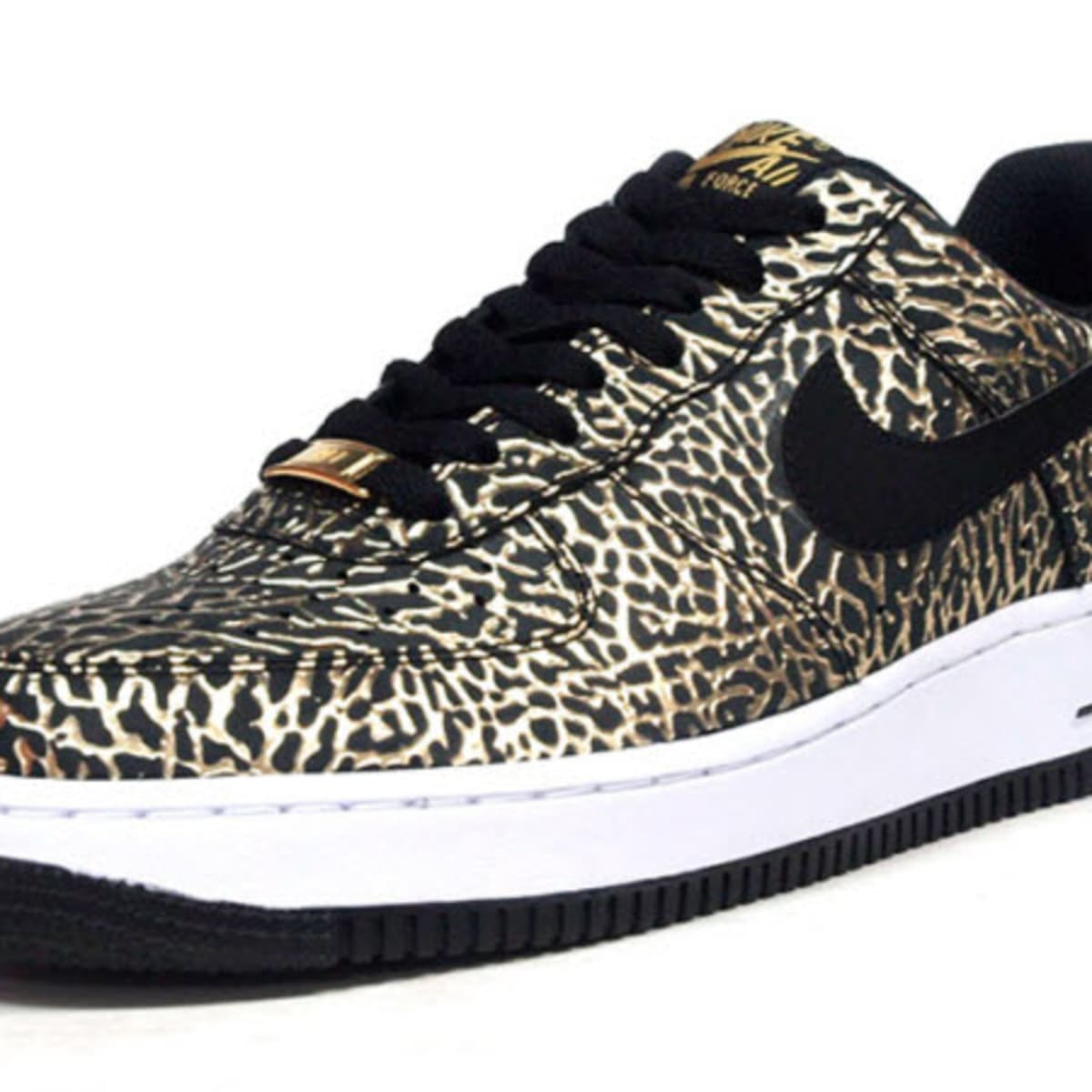Nike Air Force 1 Low - Gold Elephant